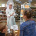 И сказок пушкинских страницы. Литературная игра в Центральной детской библиотеке