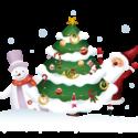 Зимушка-зима. Новогодний калейдоскоп