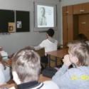 Час литературного портрета «Эта неотступная память» для старшеклассников
