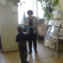 Познавательно-игровая программа «До Крещенья праздник святки празднует зимой народ…»
