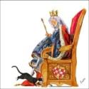 #Сказка_наночь Ирина Жохова читает — С. Маршак «В гостях у королевы»