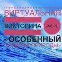 Виртуальная викторина «Море — особенный подарок природы»